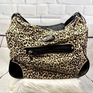B E T S E Y J O H N S O N : Cheetah Overnight Bag